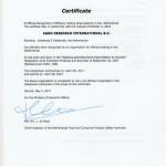 GEP certificaat 2017-1